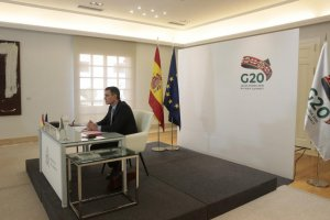 Pedro Sánchez G20