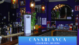 Casablanca Cocktail Bar