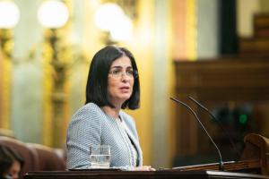 Health Minister Carolina Darias