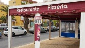 Pizzeria Se Alquiler