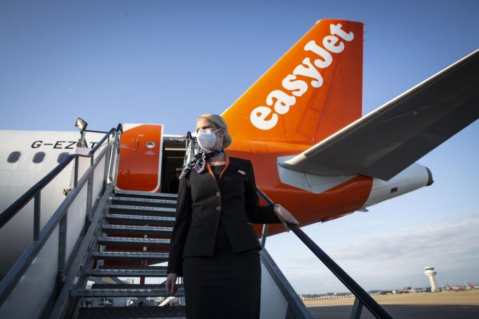 EasyJet library image.