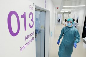 Bellvitge Hospital in Catalonia