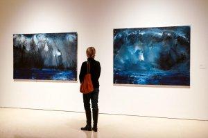 Miquel Barceló's 'Metamorphosis' exhibition at the Museo Picasso Málaga. (MPM)