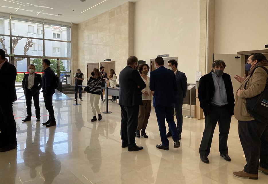 Melià Sitges hosted a face-to-face event of 'Node Garraf'