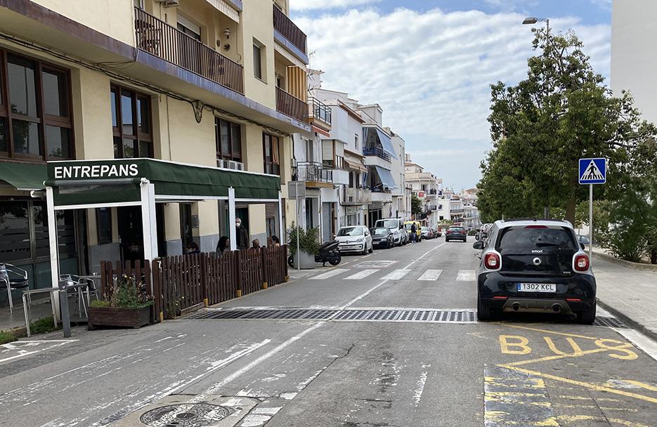 El Camí de la Fita, Sitges