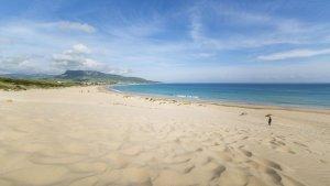 Playa de Bolonia, Tarifa. (Andalucia.org)