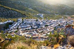 Zahara de la Sierra. (Andalucia.org)