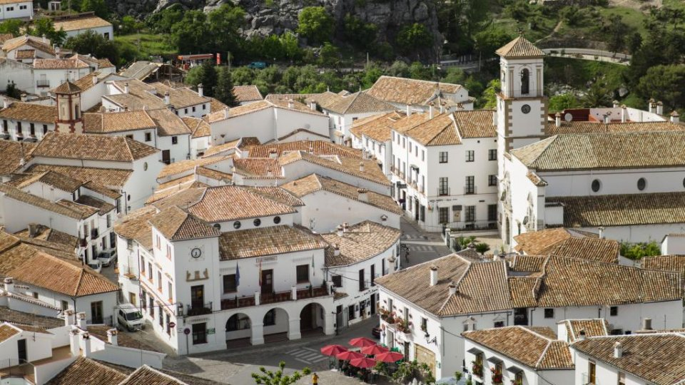 Grazalema, voted as one of the most beautiful villages in Spain. (Andalucia.org)