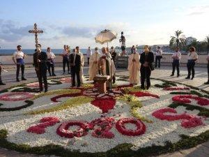 Corpus Christi Festival of 2020. (L'Eco)