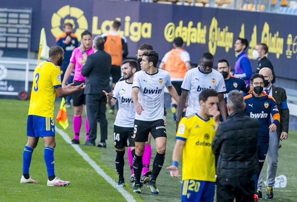 Image tweeted by Valencia FC. (@valenciacf/ Twitter)