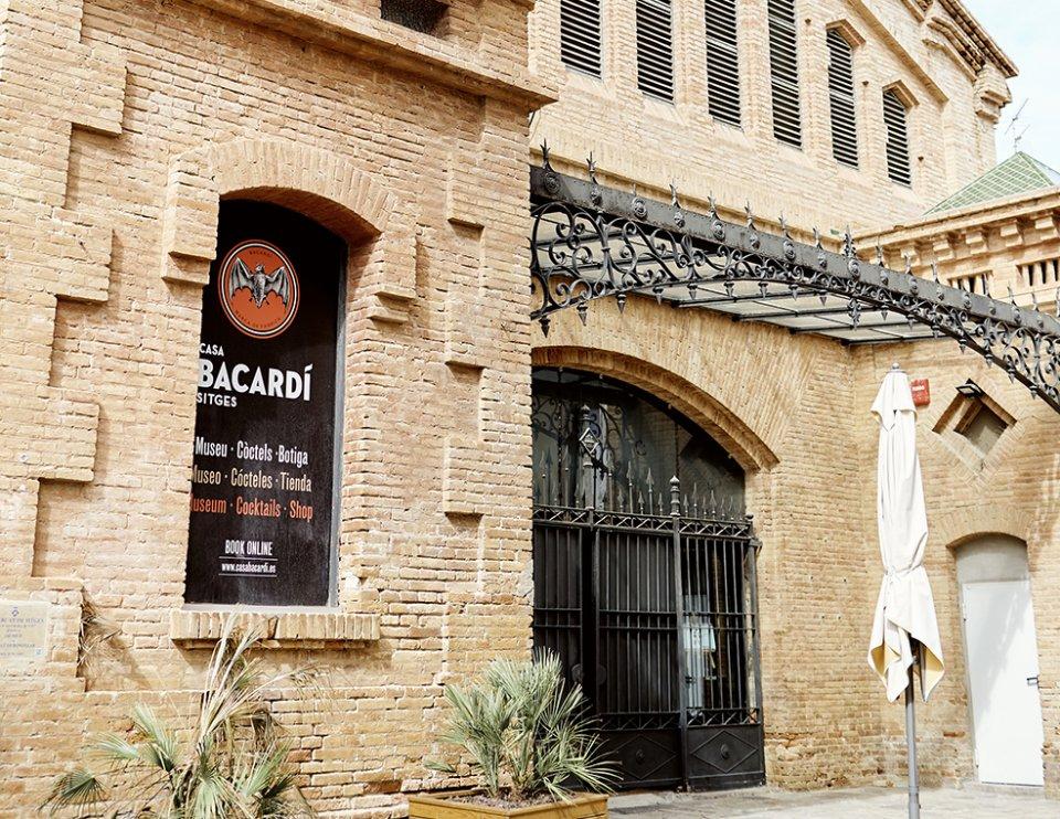 Casa Bacardí, Sitges. (L'Eco)