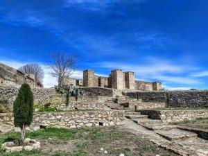Trujillo Castle, in the province of Cáceres. (Adam L.Maloney)