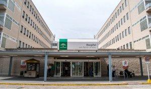 Hospital Juan Ramón Jiménez, in Huelva.