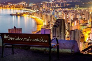 'Benidorm is waiting for you'