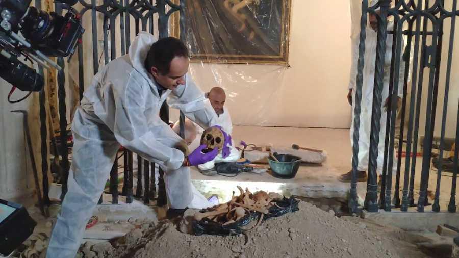 José Antonio Lorente is leading the investigation into the origin of Columbus.