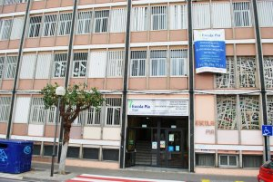 Escola Pia, Sitges.