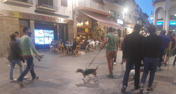 Cap de la Vila, Sitges