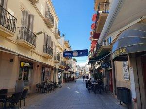 El Carrer Primer de Maig, Sitges