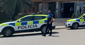 Local Sitges police