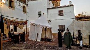 Cáceres medieval market