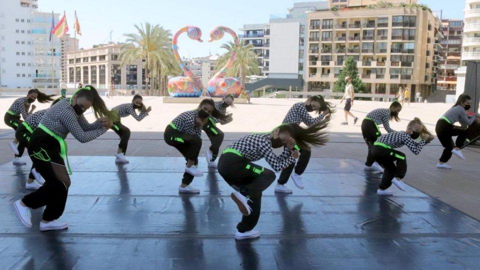 Benidorm Dance Festival.