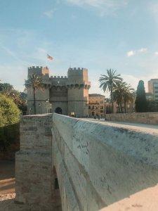Torres de Serranos.