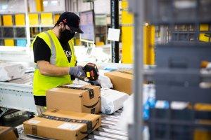 Amazon worker.