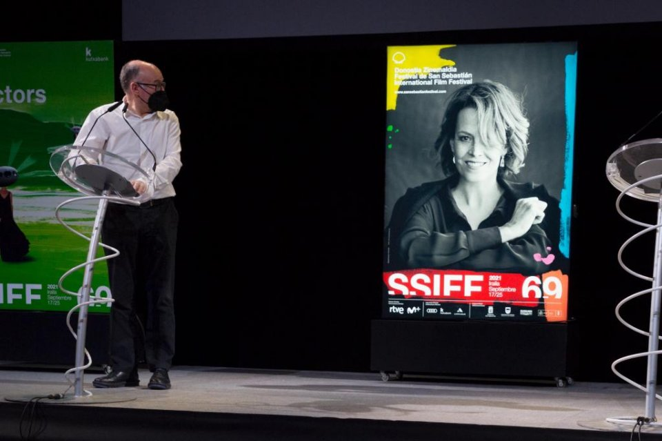 69th San Sebastian Film Festival