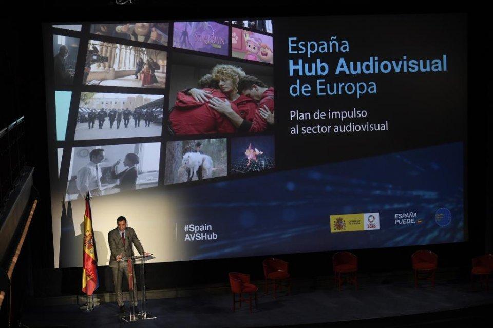 Spain Audiovisual Hub