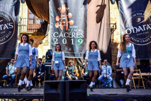Irish Fleadh in Cáceres