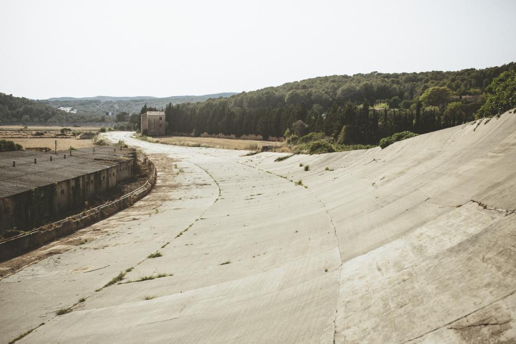 A view of the current Terramar racetrack. (Pablo Ricciardulli)