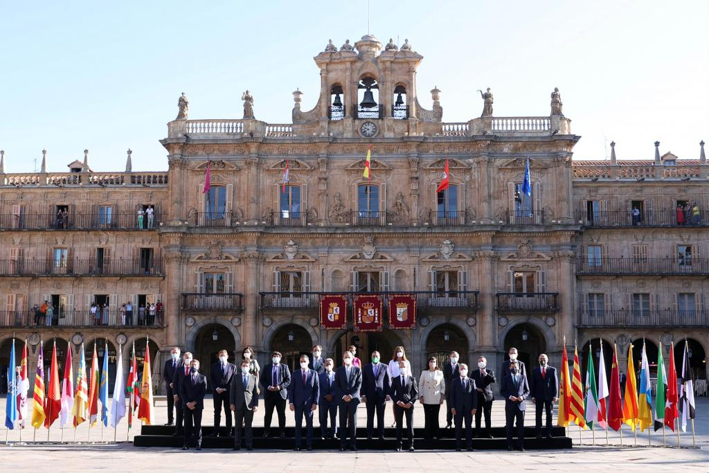 The Conference of Presidents in Salamanca