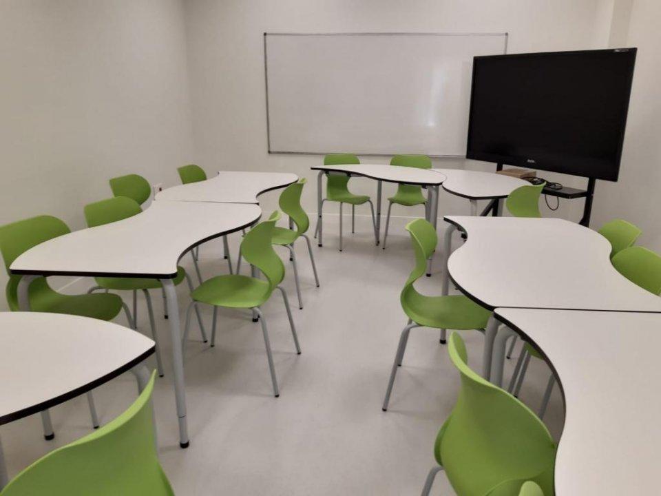 Centre de Formació d'Adults in Sitges