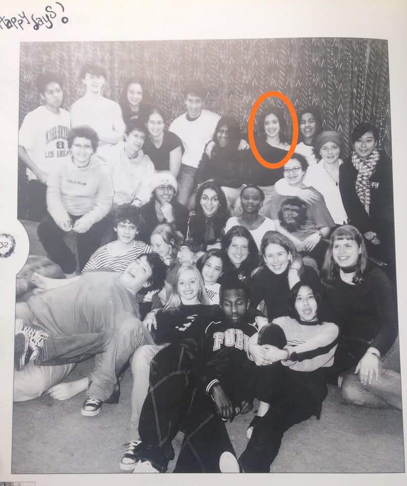 Judíth Santano Merchán at UWC Atlantic College.